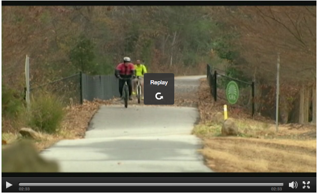 Greenville City Council Votes to extend GHS Swamp Rabbit Trail