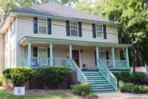 The Swamp Rabbit Inn- perfect for business travelers, wedding parties, and vacation getaways.