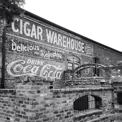 Swamp Rabbit Inn is just 3 blocks from Old Cigar Warehouse