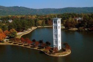 Furman's Famous Bell Tower