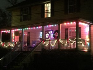 Swamp Rabbit Inn Ready for the Holidays