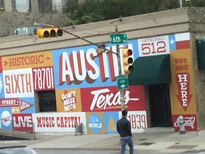 Swamp Rabbit Inn travels to Austin TX