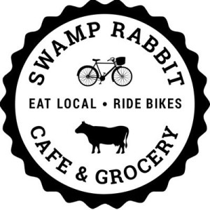 Swamp Rabbit Cafe- Eat Local Ride Bikes
