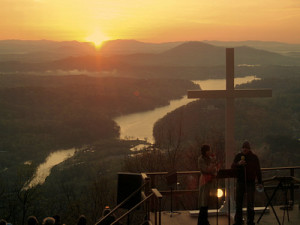 chimney sunrise service
