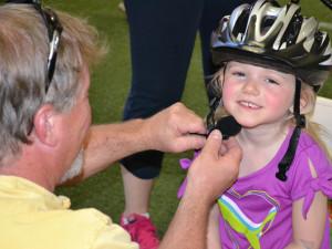 Helmet Giveaway