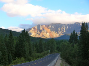 the road to TelluRIDE