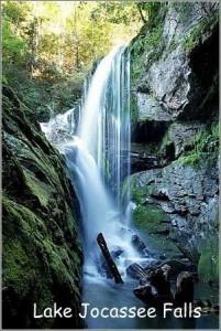 Jocassee Falls
