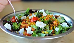 Sidewall salad
