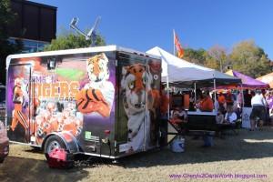 tiger trailer
