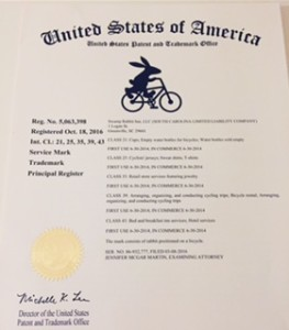 Patent For Rabbit On A Bike