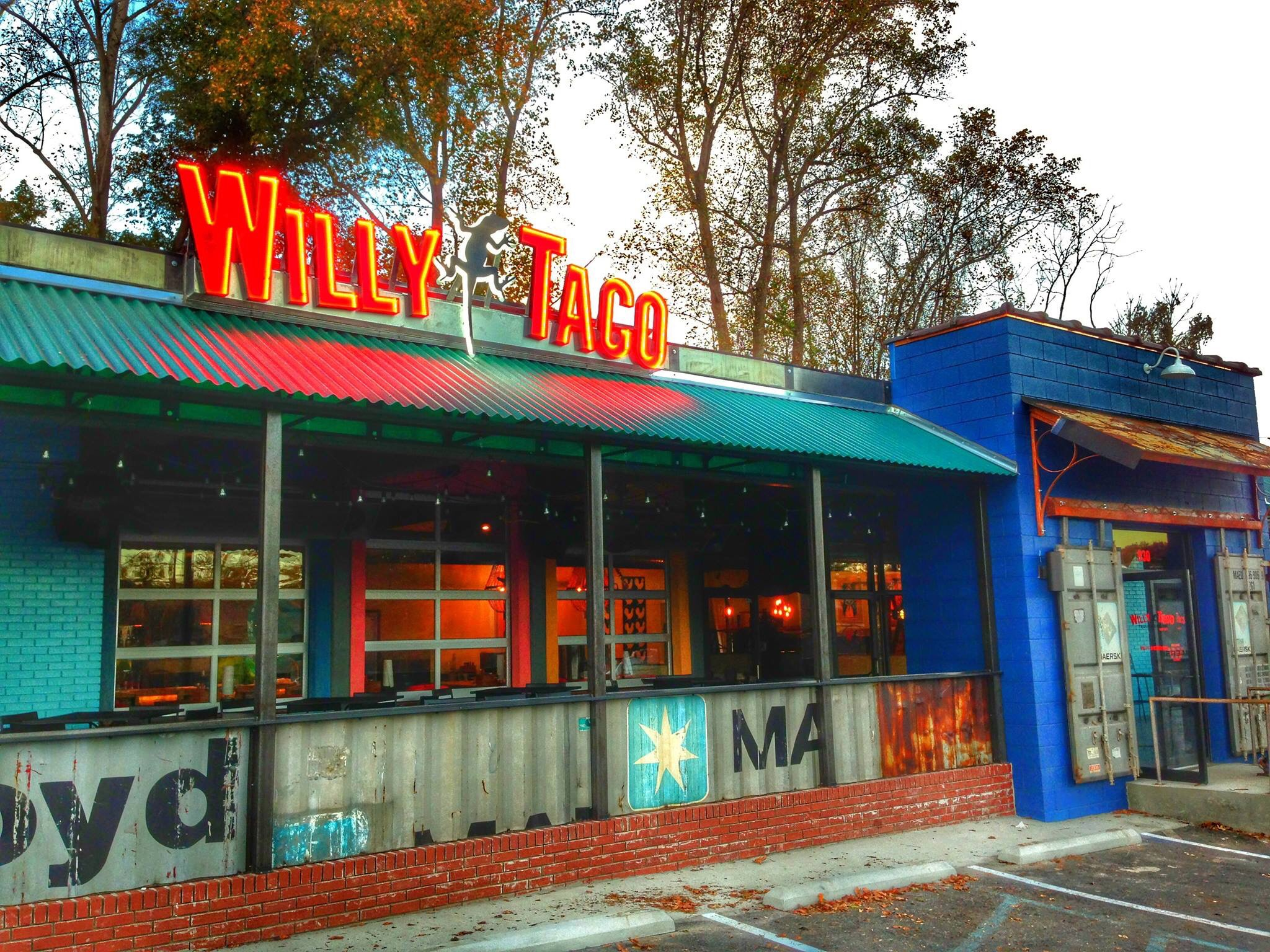 Willy Taco Spartanburg SC