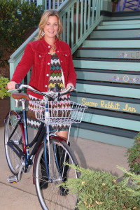 Wendy Lynam Owner of the Swamp Rabbit Inn and Properties