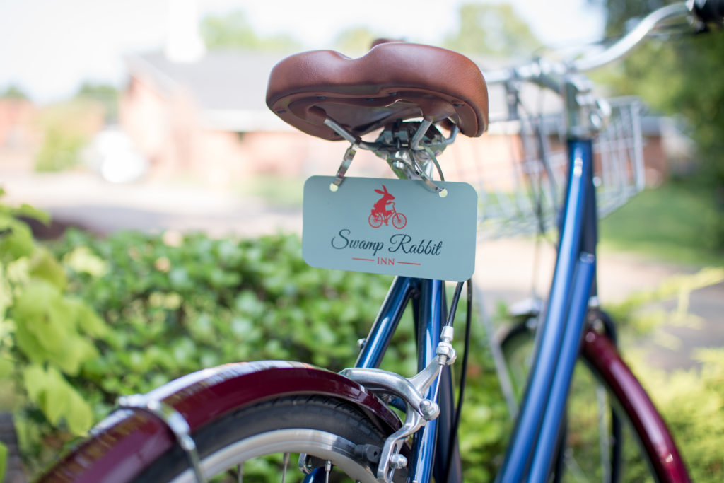 Swamp Rabbit Inn Bike Rental