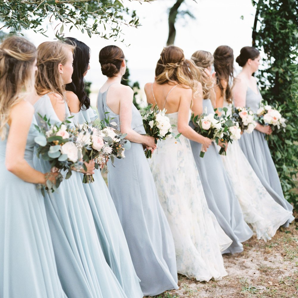 Bridesmaid Designers -