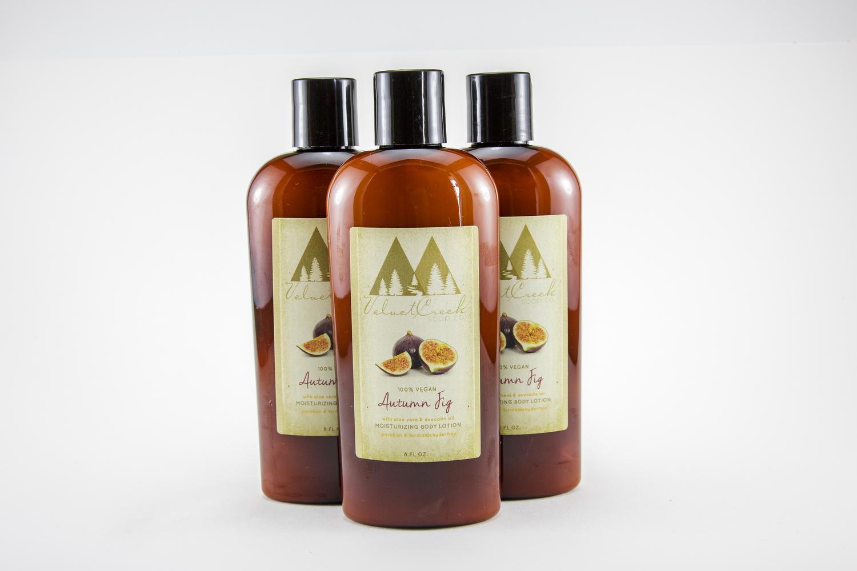 Autumn Fig Body Lotion — Velvet Creek Soap