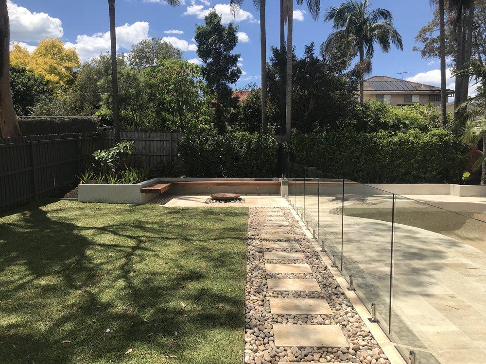 Garden makeover, Riverview, Sydney, NSW