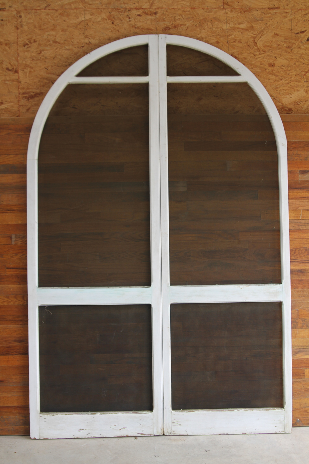 Arched Screen Doors