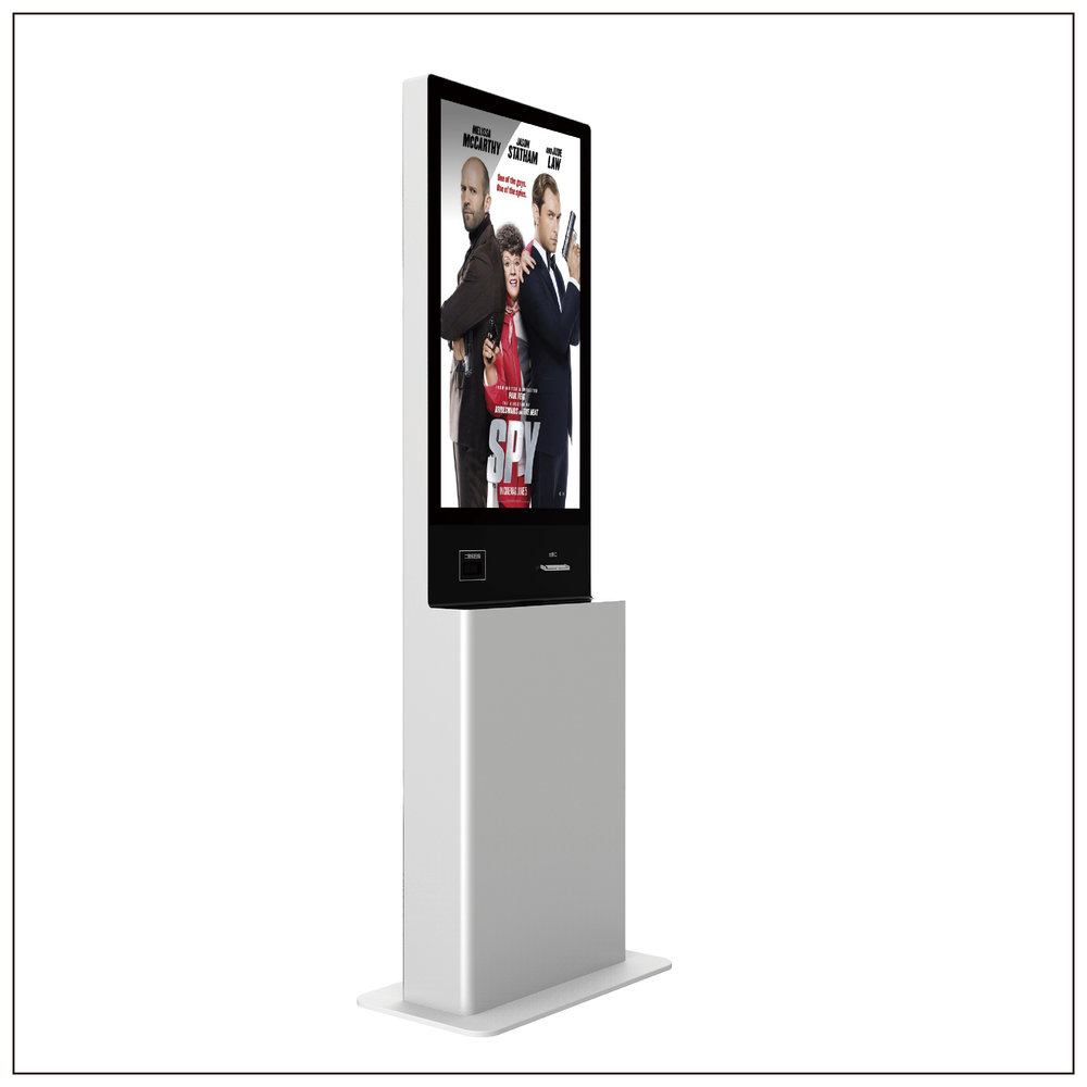 Keewin Self Ticketing Displays