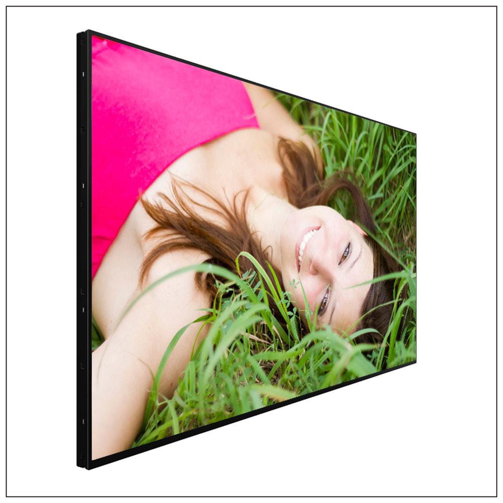 Digital Signage (TV Board ) - Panel Size : 32,43,49,55 inchBrightness: 450 nitsResolution: 1920 x 1080