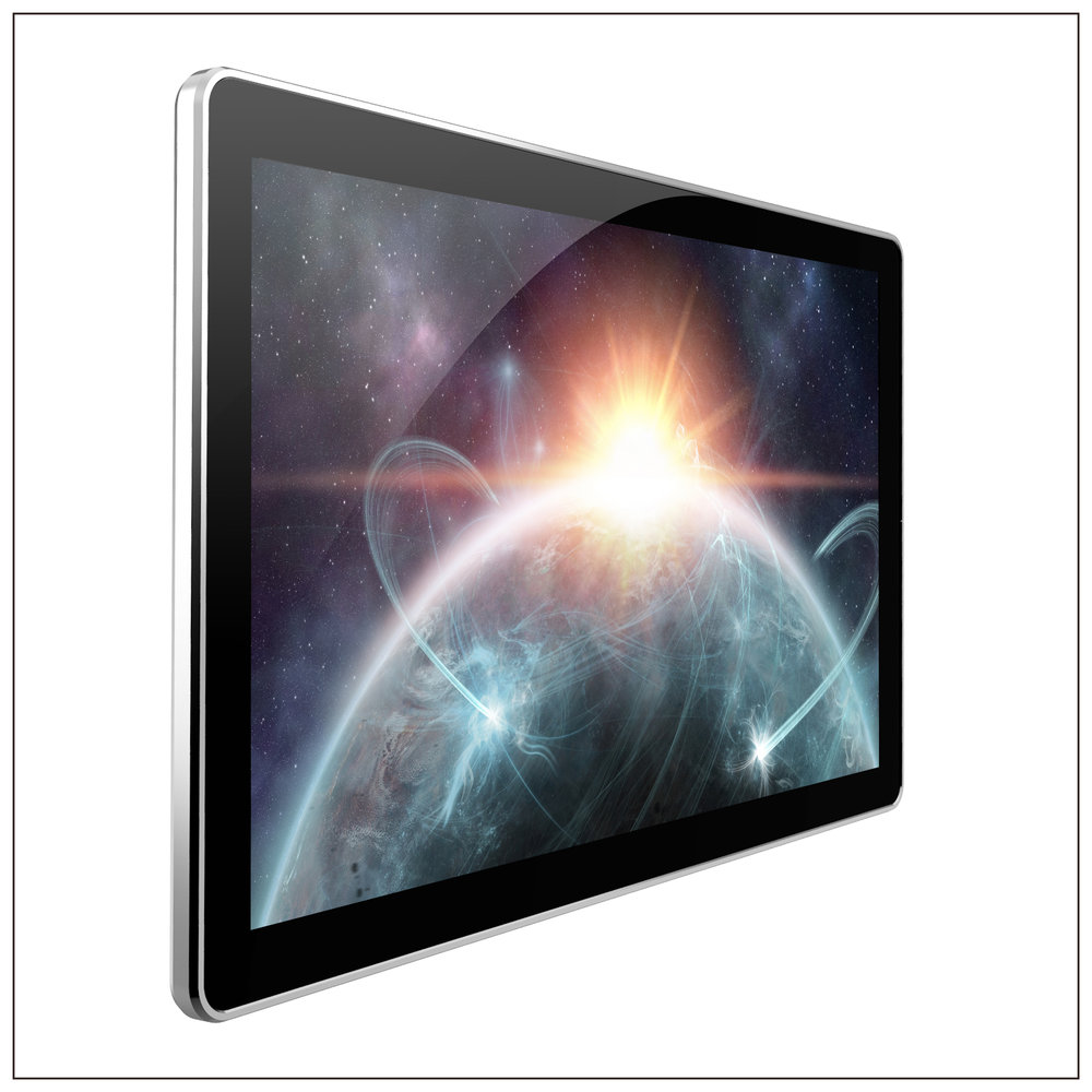 55 inch Touchscreen Overlay For Smart Signage