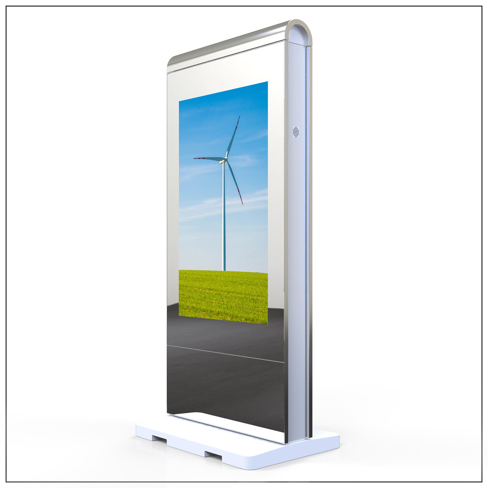 Mobile Outdoor Large Displays