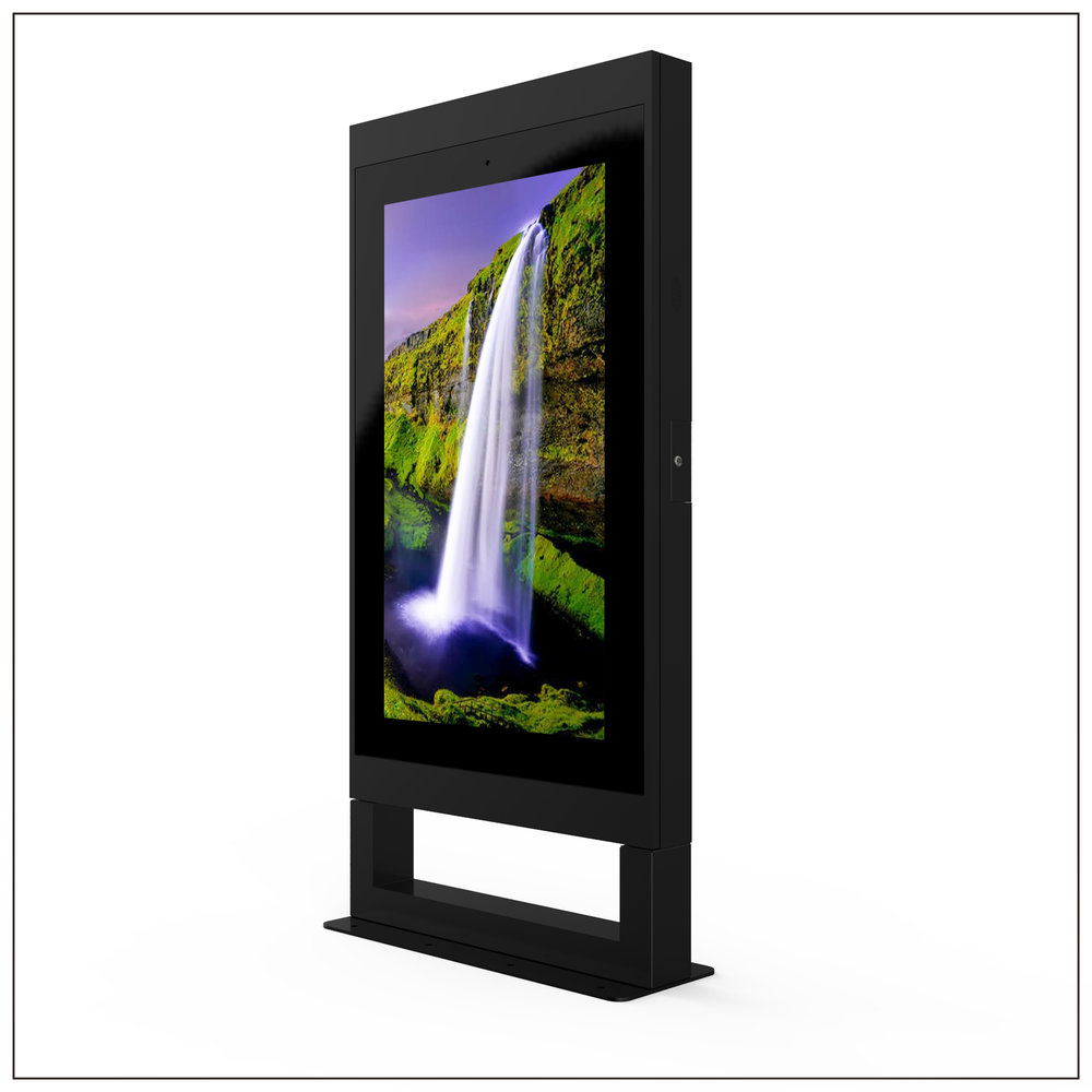 65 inch Outdoor High Brightness LCD   Displays