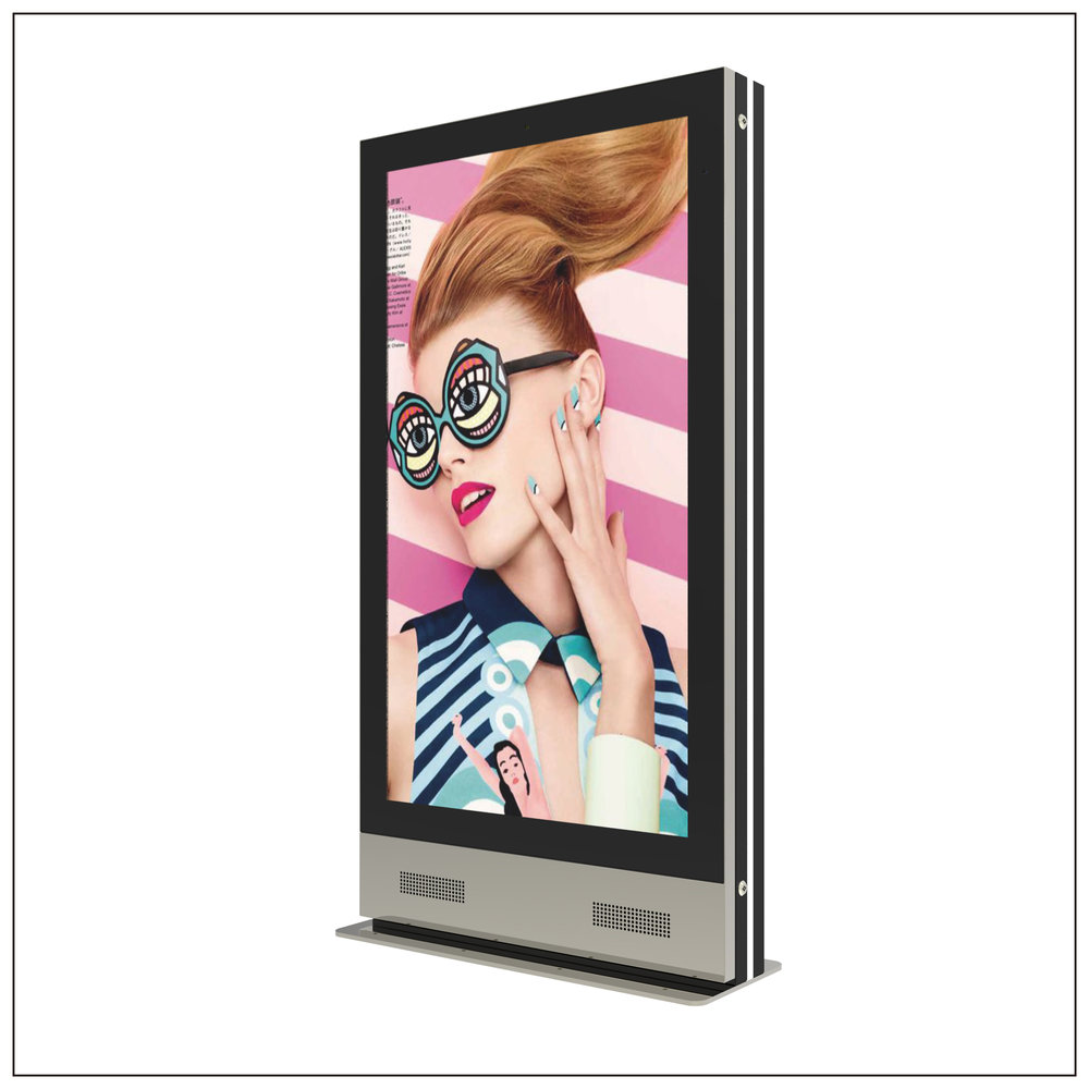 High Brightness LCD Display - Panel Size: 65 inchBrightness: 1500 nitResolution: 1920 × 1080