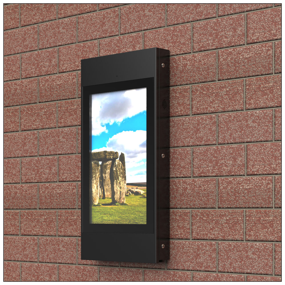 43 / 55 inch Outdoor High Brightness LCD Displays