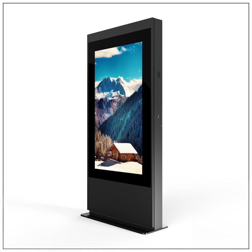 43 / 55 / 65 inch Outdoor High Brightness LCD Displays - Panel Size: 43, 55, 65 inchBrightness : 3000 nitResolution: 1920 × 1080