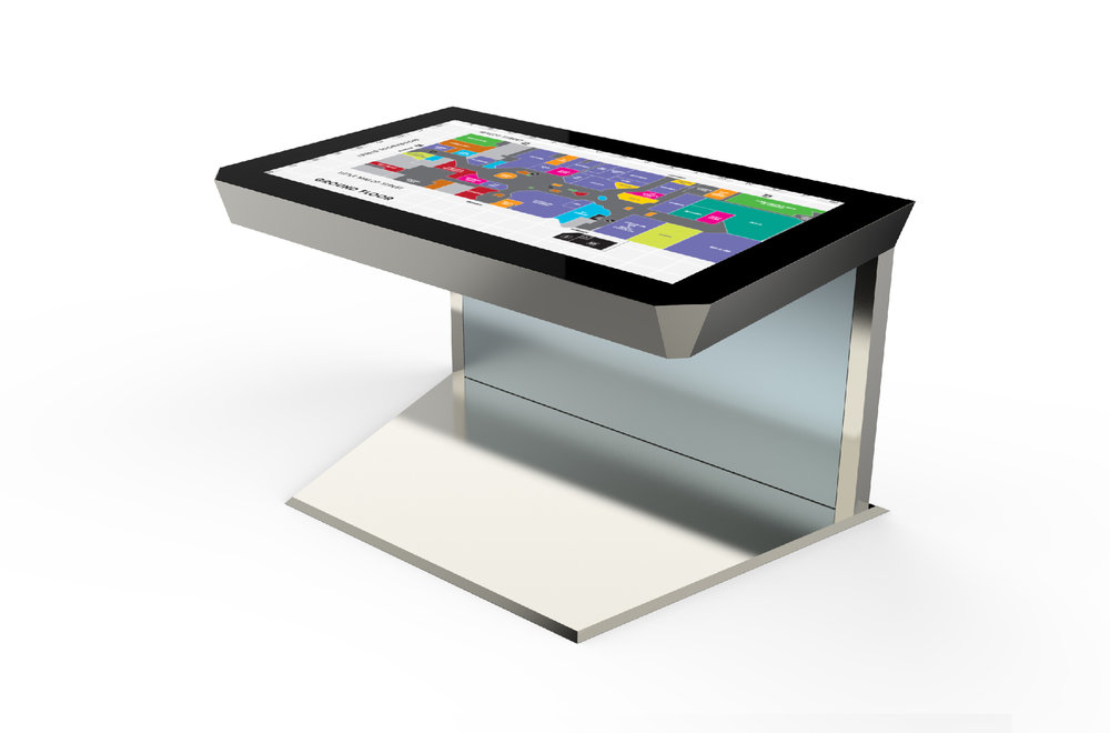 Keewin display touch table lcd screen dual side-06.jpg