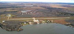 LAC DU BONNET (CYAX)  Runway: 18/36 Length: 3600x75 Ft Fuel: 100LL/Jet A Comm: 122.8 CTAF