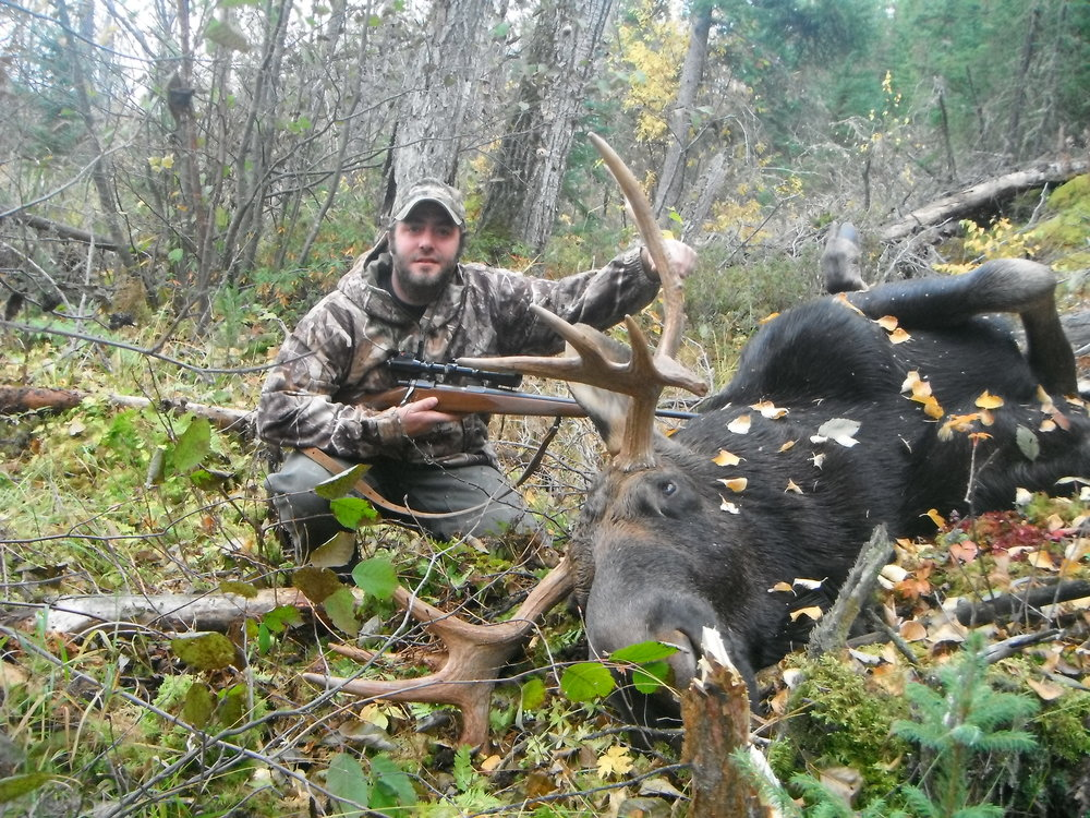 Successful resident moose hunt