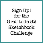 gratitude 52 sign up graphic