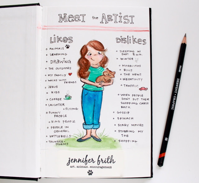 Meet the Artist - Jennifer Frith