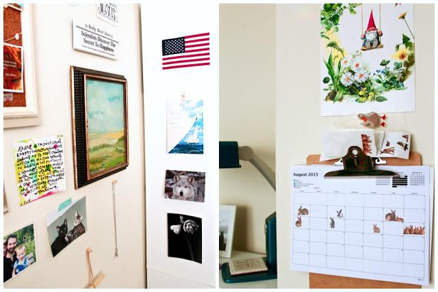 Tour of Jennifer Frith's Art Studio