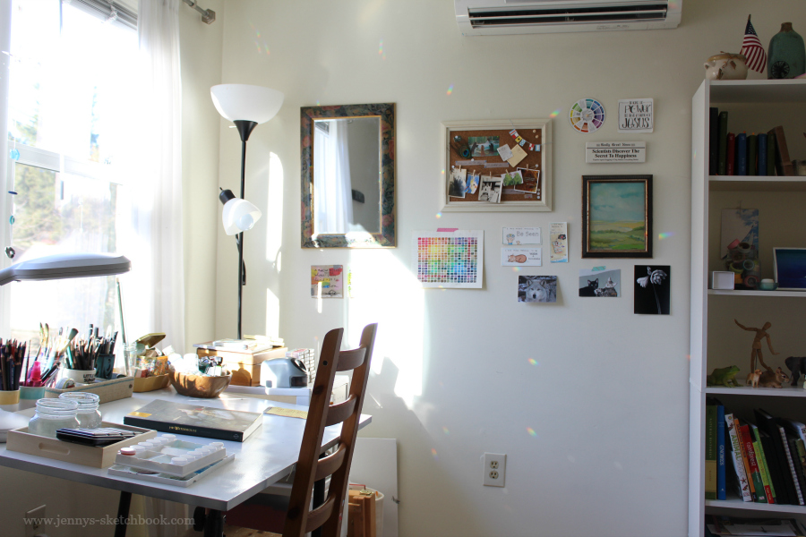 jennifer frith's studio