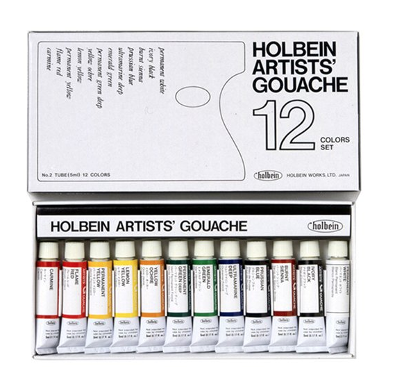 Holbein Artists' Gouache