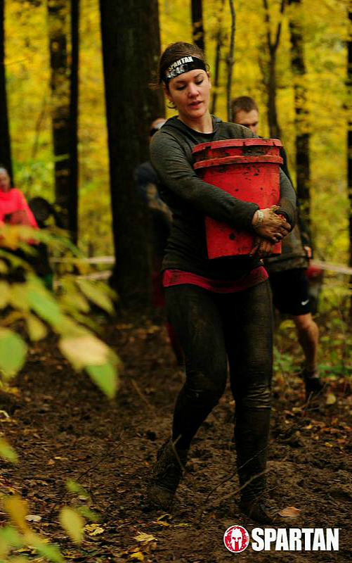Jennifer Frith - Spartan Race