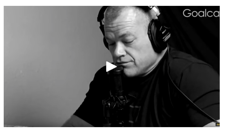 Conquering Emotional Pain by Jocko Willink