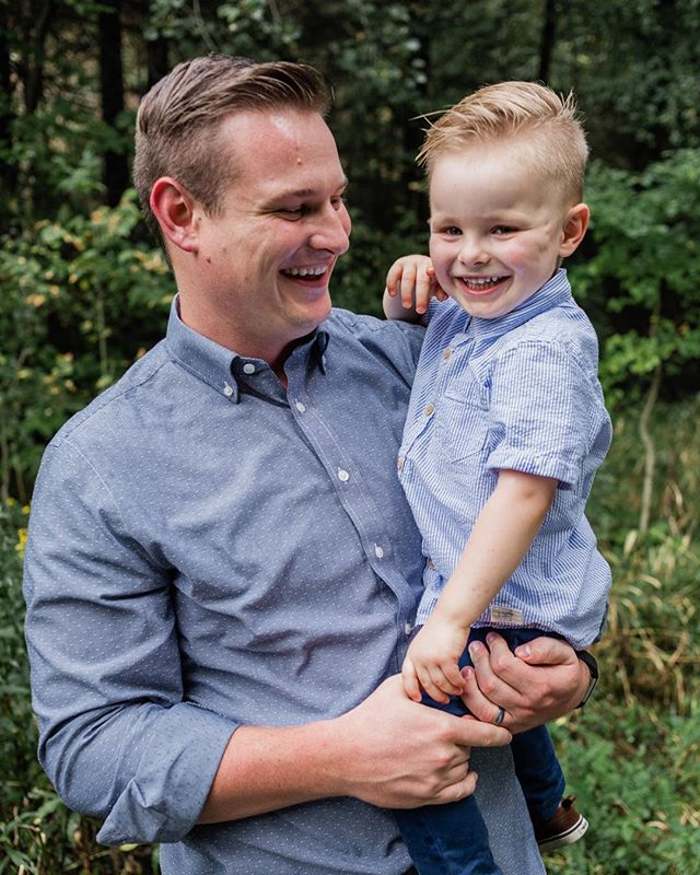 The sweetest father + son duo. I feel so lucky to document parents interacting with their kids. It makes my heart so happy!