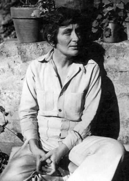 Dorothea Lange, 1930s.  © Rondal Partridge .