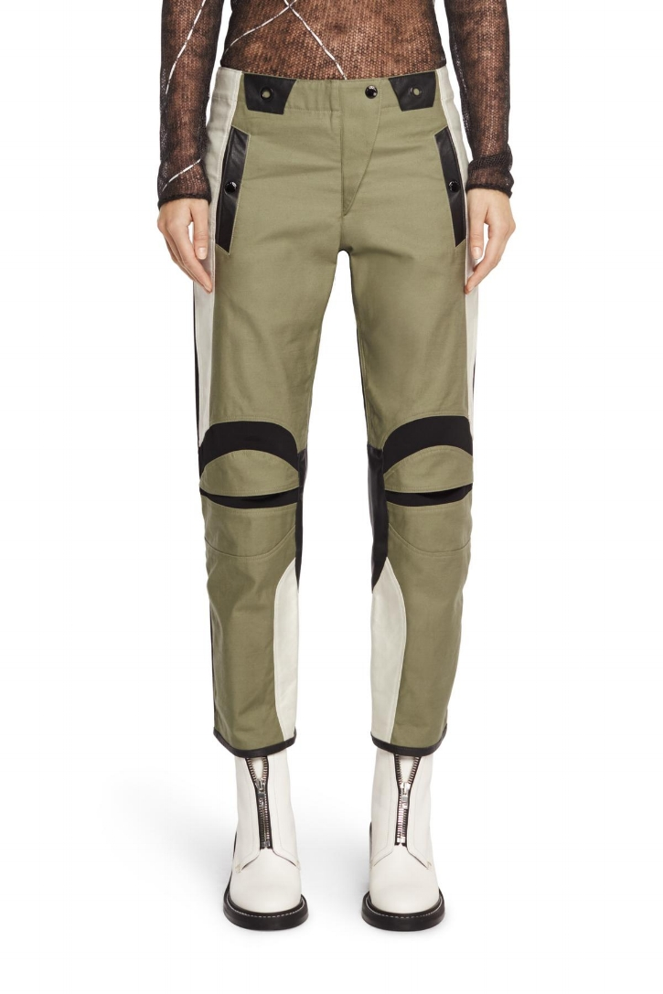 Rag and Bone Banx pants, inspired by motocross but translatable anywhere outdoors. These are what you see the models wearing in the top photo of this post.