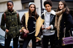 Street style offers great ideas for seasonal dressing, and some urban looks can translate to the outdoors.