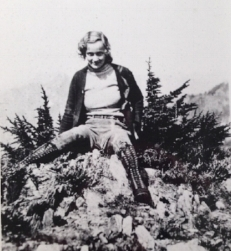 Eleanor Addleman, resort owner, Olympic National Forest.