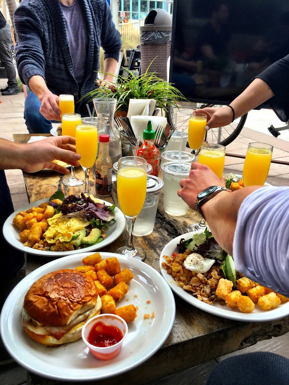 Bros.Who.Brunch on The Gilded Bellini