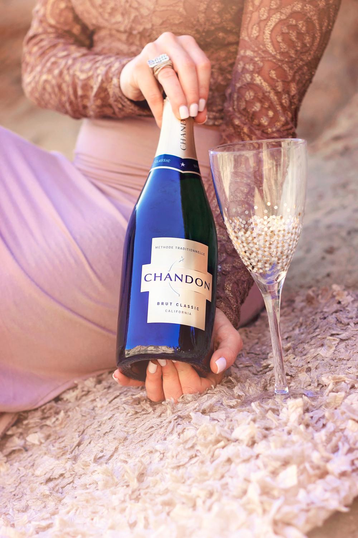 Champagne as a Facial Toner on The Gilded Bellini - thegildedbellini.com