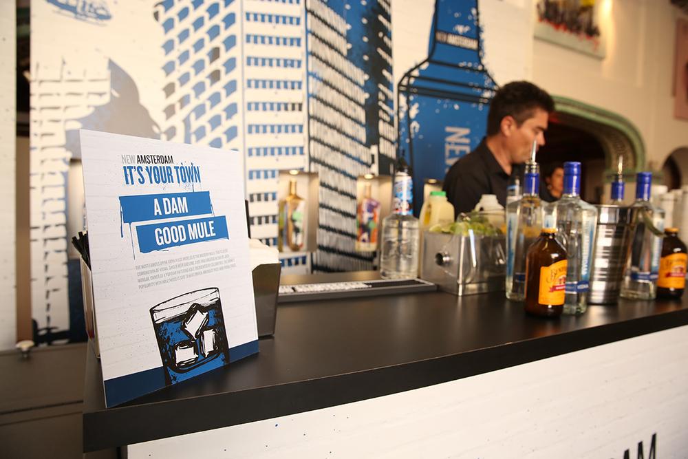 Photo by: New Amsterdam Vodka