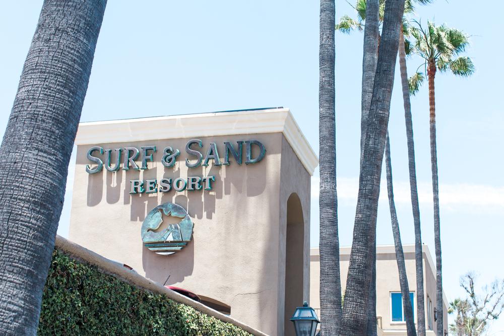 Surf & Sand Hotel Laguna Beach