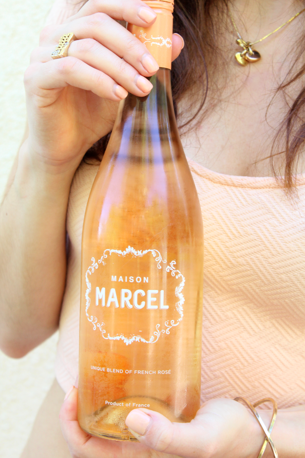 The Gilded Bellini with MAISON Marcel
