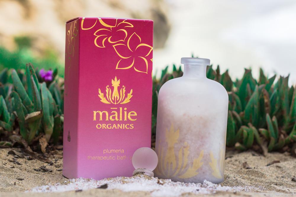 Malie Organics Plumeria Bath Soak